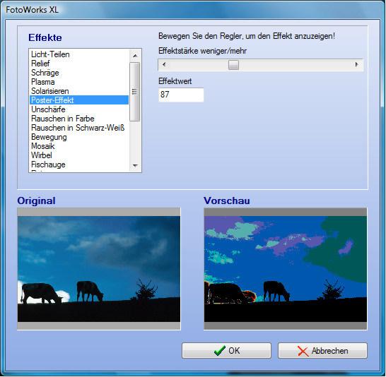 Kostenlose Online-Bildbearbeitung Fotor